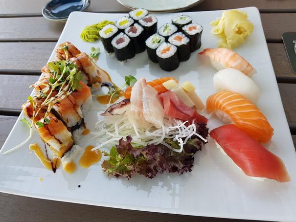 Phönixsee Sushi