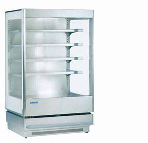 EuroClassic, Integral Multideck Display Case